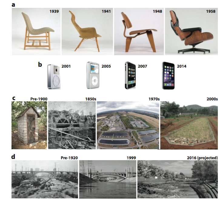 Thinking about design as a field that links landscape architecture, applied ecology, iphones and chairs